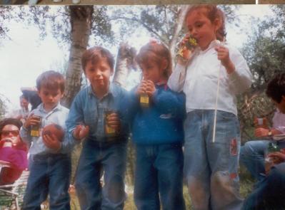 Nuestros hijos crecieron con San Isidro