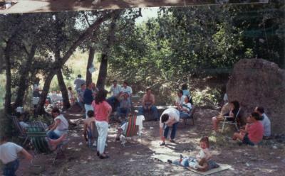 En la Huerta del Pavo