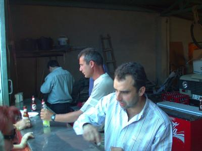 La Barra. S. Isidro 2005