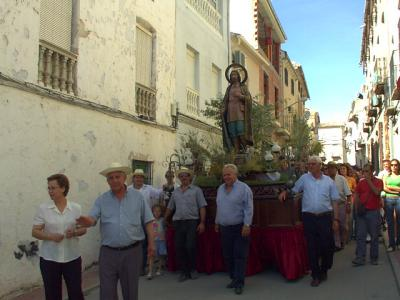 La Procesión S.Isidro 2005
