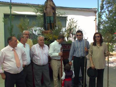 El Hermano Mayor. S.Isidro 2005
