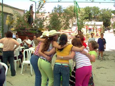 El Baile. S. Isidro 2005
