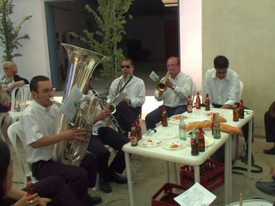 los Musicos, S.Isidro 2005