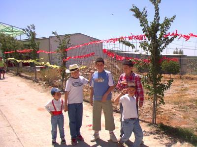 Los niños S. Isidro 2005