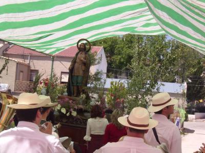 La Procesión. S. Isidro 2004