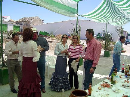 La Cerveza. S. Isidro 2004