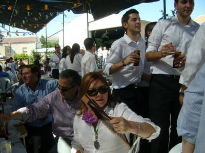 Los musicos tambien beben S. Isidro 2009