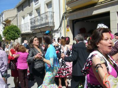El Baile del desayuno S. Isidro 2009