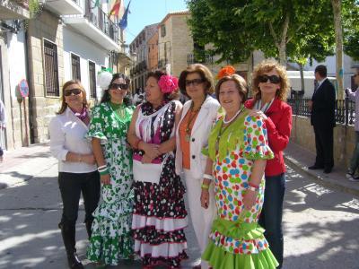 Flamencas. S. Isidro 2009