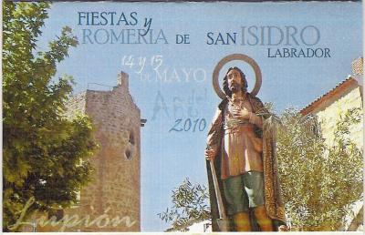 Programa Fiestas  2010