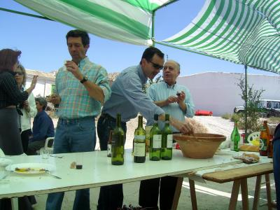 La Cerveza S. Isidro 2004