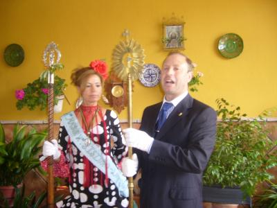 Hermana Mayor 2008