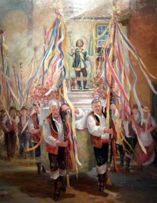 VII ENCUENTRO NACIONAL DE HERMANDADES DE SAN ISIDRO LABRADOR EN LA OROTABA